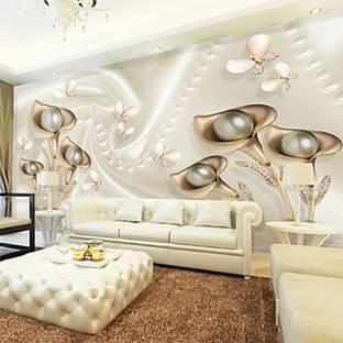 3d Wallpaper Minimal Art Wallpaper Price In India Buy 3d