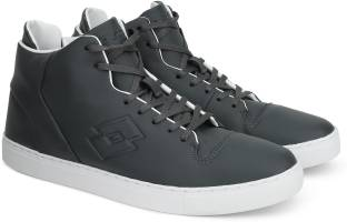 new style 439c0 c307a Lotto STREET Mid Ankle Sneakers For Men