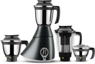 Butterfly Matchless 750 W Juicer Mixer Grinder (4 Jars, Grey)