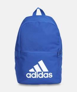 df08ac78edae ADIDAS LIN PER BP L 22 L Laptop Backpack Orange - Price in India ...