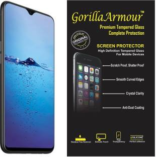 Gorilla Armour Tempered Glass Guard for Oppo F9, OPPO F9 Pro, Realme 2 Pro, Realme U1, Realme 3 Pro