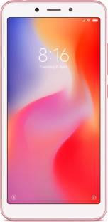 Redmi 6 (Rose Gold, 32 GB)