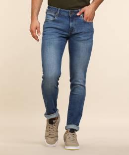 c2d359df Wrangler Regular Men's Blue Jeans - Buy Brushed Orion Wrangler ...