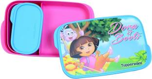 Tupperware Dora My Lunch 2 Containers Lunch Box 350 ml
