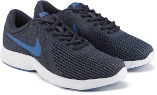 b8f1153cbb332 Nike WMNS NIKE REVOLUTION 4 Running Shoe For Women - Buy BLACK WHITE ...