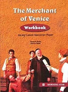 The Merchant Of Venice Workbook For ICSE Class IX & X
