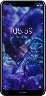 Nokia 5.1 Plus (Black, 32 GB)