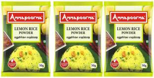 Annapoorna Lemon Rice Mix 50gms pack of 3
