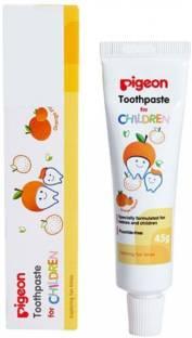 Pigeon Children (ORANGE) Toothpaste Toothpaste