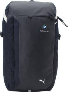 4e9e2e5da2 Puma BMW M MSP 24 L Laptop Backpack WHITE - Price in India ...