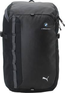 590760f944 Puma SF Fanwear Backpack 20 L Laptop Backpack Black - Price in India ...