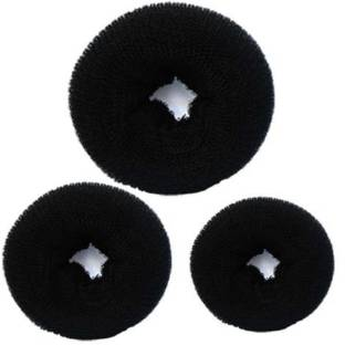 PARAM Hair Donut Pack of 3   All 3 different sizes Bun