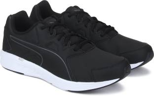 d9a05bfc61a7 Puma Speed 500 IGNITE Running Shoes For Men - Buy Puma Black-Safety ...