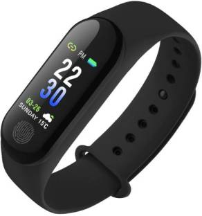 CELESTECH M3 with Heart Rate Monitor BP Monitor Bluetooth enabled