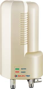 BAJAJ 3 L Instant Water Geyser (Majesty 3L-3KW Instant Water Heater, Ivory)