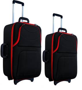 76a6d32a2 Nuremberg Set of 2 Suitcase Trolley /Travel/ Tourist Bag Check-in Luggage -