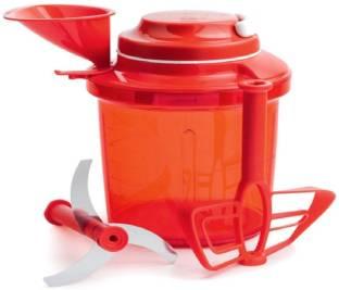 Wonderlijk Tupperware Quick Chef 1.5 liter Red Chopper Price in India - Buy JA-68