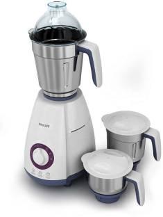 PHILIPS HL 7699/00 750 W Mixer Grinder (3 Jars, White)