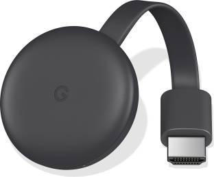 Google Chromecast 3 Media Streaming Device