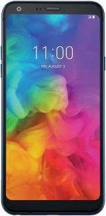 LG Q7+ (Moroccan Blue, 64 GB)