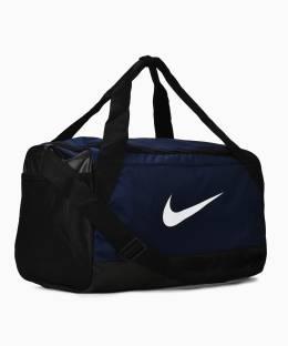 07e47d38bdc9 Nike NK ALPHA M DU Travel Duffel Bag HYPER ROYAL BLACK BLACK - Price ...