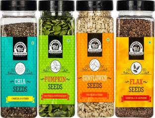 WONDERLAND Roasted Combo Seeds Value Pack