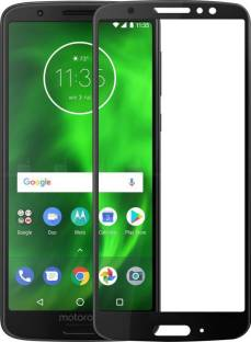 EASYBIZZ Tempered Glass Guard for Motorola Moto G6