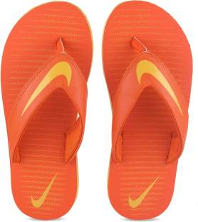 detailed pictures c8a5f 0f9df Nike CHROMA THONG 5 Flip Flops - Buy Grey.Red Color Nike ...