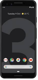 Google Pixel 3 (Just Black, 64 GB)
