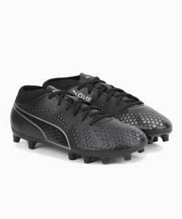 Puma Truora FG Football Shoes For Men - Buy Puma Black-Puma White ... 32d62e9ba