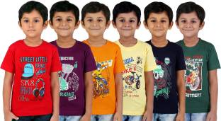 a9ae143c91d Larky Boys Embroidered Cotton T Shirt Price in India - Buy Larky ...