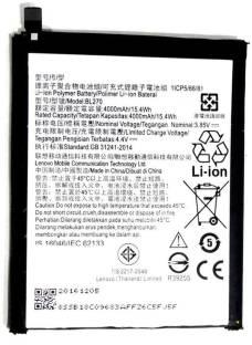 Swipe Mobile Battery For Lenovo Vibe K6 Note Price in India
