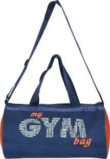 L'AVENIR Blue - MY GYM BAG