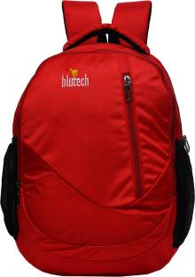 a30a79218eb7 POLO SKY 19 inch Laptop Backpack Red C104 - Price in India ...
