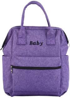 ebd43b66858 Baybee Premium Wide Open Designer Baby Diaper Backpack   Multi-Function  Waterproof Tote Bag Stroller