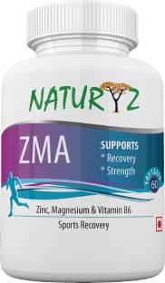 NATURYZ Testoplus - Testosterone Booster Supplement for men