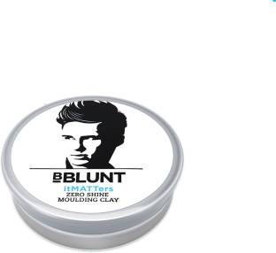 Bblunt Itmatters Zero Shine Moulding Clay With Beeswax Hair Styler