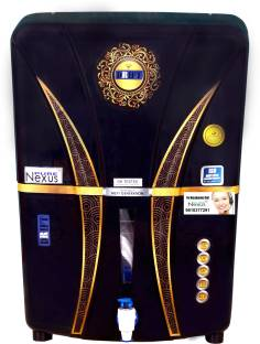 nexus pure DRIFT 4 COPPER + ALKALINE 14 L RO + UV + UF + TDS Water Purifier