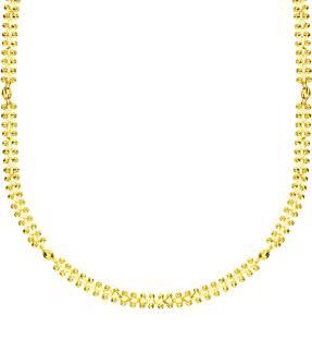 3dc9c3c035b ... Chain Necklace for Women (. Shining Jewel Shining Jewel 22K Long Gold  Plated Tradtional Gold .