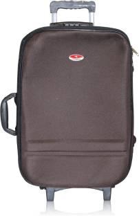 28bfd7ee4 Akshat 20 Inch Trolley Bag BEIGE -CABIN BAG Cabin Luggage - 20 inch ...