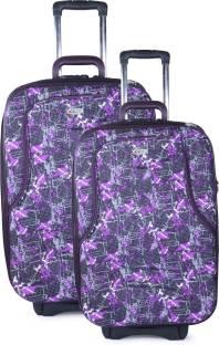 4746c3ed2ac Safari Water resistance 2 Wheel Trolley Bag Expandable Cabin Luggage ...
