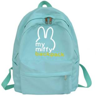 071d750d13e0 SB Nylon my miffy Water proof Causal travel school backpack 20 Backpack