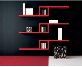 OnlinePurchas MODERN WALL AWESOME WALL STAND Wooden Wall Shelf
