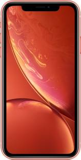 Apple iPhone XR (Coral, 64 GB) (Includes EarPods, Power Adapter)