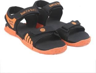 2fdabf0b380636 Bacca Bucci Men Orange Sports Sandals