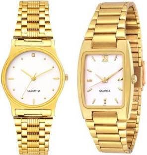 b479939f5283 STANDARD Choice Branded Gentlemen 2 EDBL21410-LE-Chain Watch - For Boys  (Pack