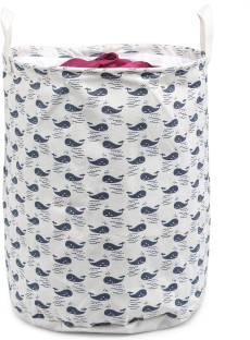 Bombay Dyeing 50 L White Laundry Bag