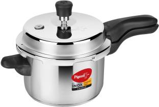 Pigeon Inox 3 L Induction Bottom Pressure Cooker