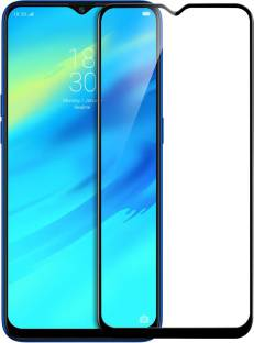 Flipkart SmartBuy Edge To Edge Tempered Glass for Realme 2 Pro Flipkart SmartBuy Screen Guards