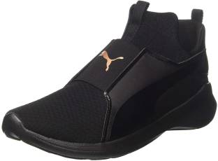 3606f5daef76f6 Puma Puma Rebel Mid Wns EP Q2 Walking Shoes For Women - Buy Puma ...